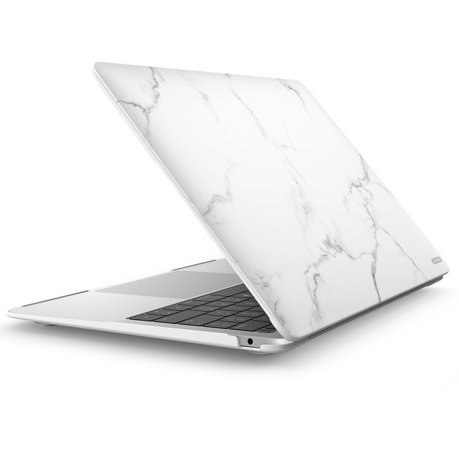 Macbook Air 13 Case 2018 Release I Blason Smooth Matte Frosted Hard