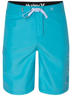 Hurley Men's One & Only Logo Board Shorts (Beta Blue, 38)