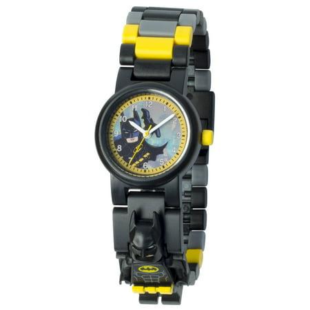 THE LEGO® BATMAN MOVIE Batman™ Minifigure Link Watch