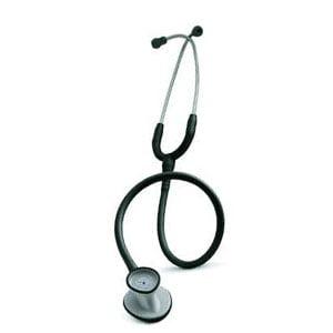 """3M Littmann Lightweight II S.E. Stethoscope, Black Tube, 28"""""""