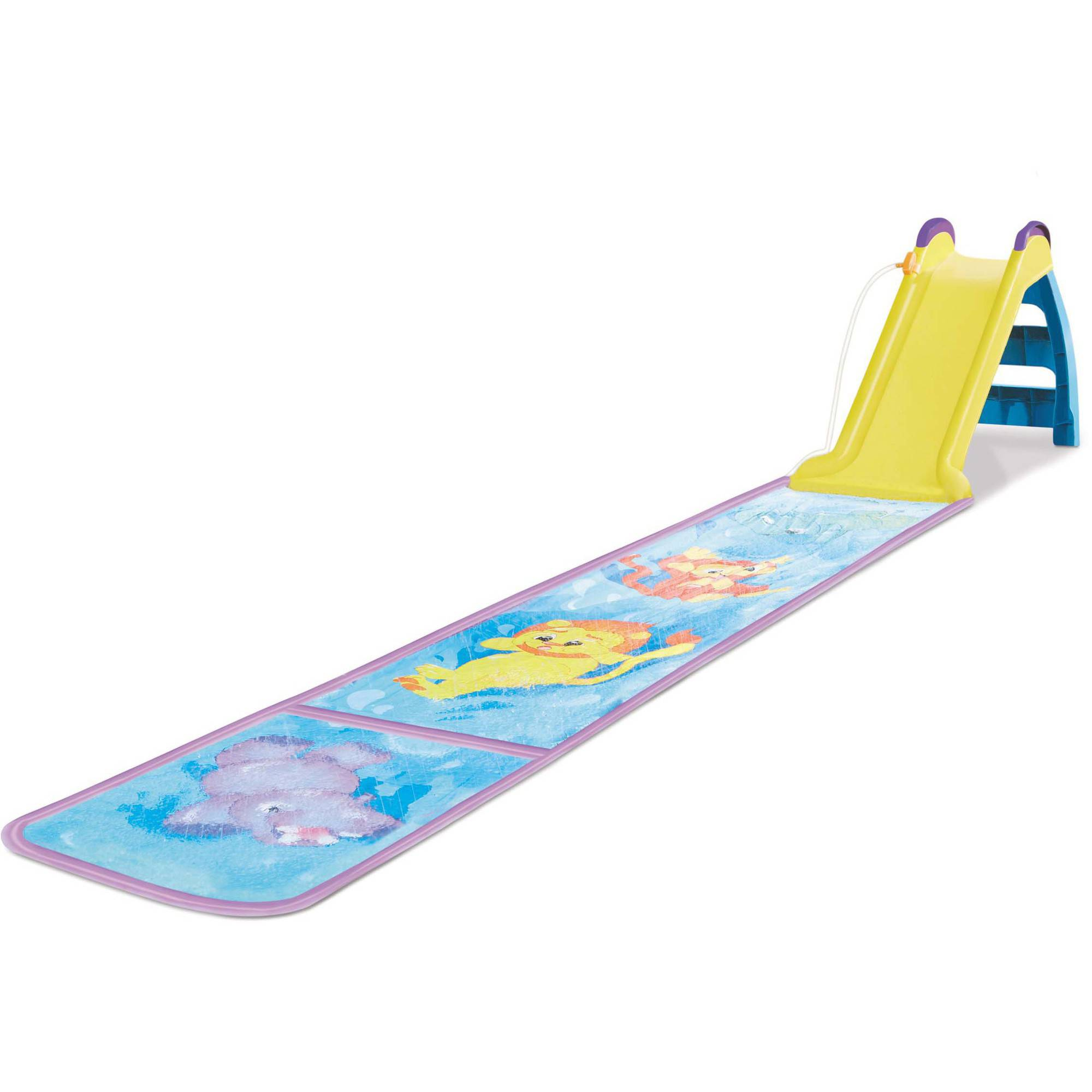 Little Tikes Wet and Dry First Slide with Slip Mat Walmart