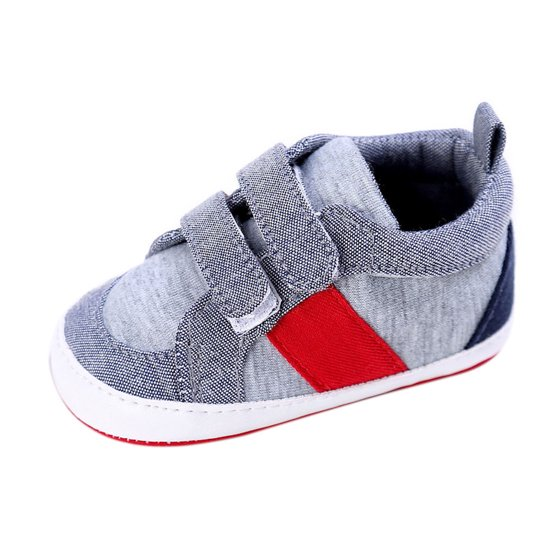 4ac7387f06f6 Outtop - Outtop Baby Shoes Boy Girl Newborn Crib Soft Sole Shoe Sneakers GY  3 - Walmart.com