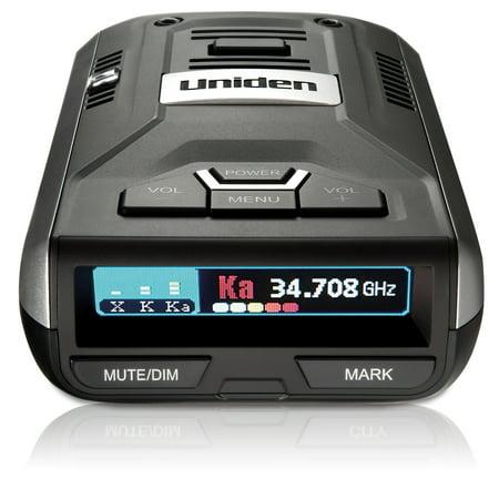 Uniden R3 Extreme Long Range Radar Laser Detector GPS, DSP, Voice Alert,