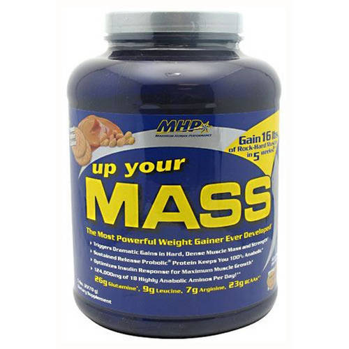 MHP  Up Your Mass, Peanut Butter Cookie, 5 LB