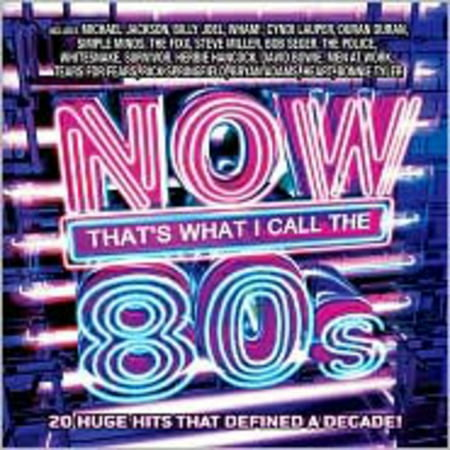 Now 80: That's What I Call Music (CD)