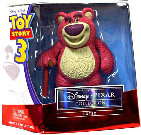 Toy Story Disney Pixar Collection Lotso Action Figure [Foil Package]