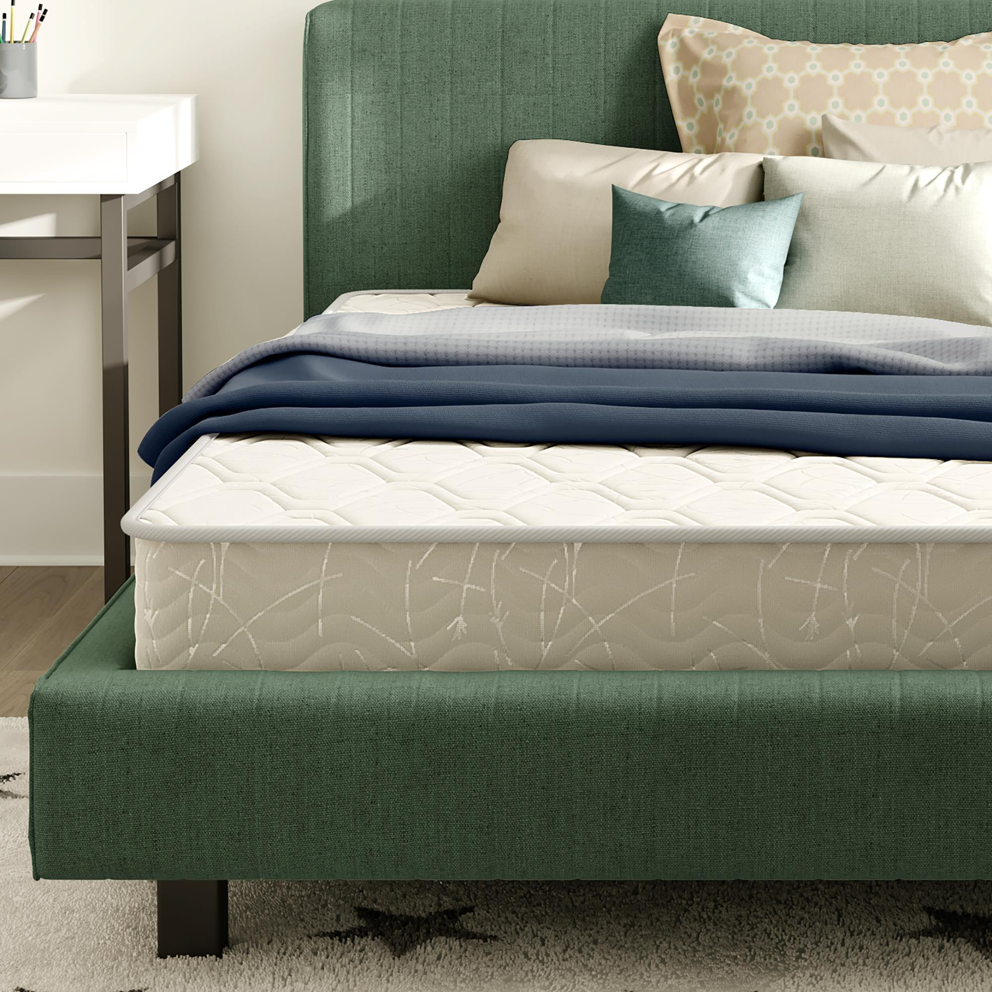 "Signature Sleep Gold Select 8"" Reversible Coil Mattress-in-a-Box"