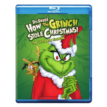 Dr. Seuss' How the Grinch Stole Christmas: The Ultimate Edition (Blu-ray) ()