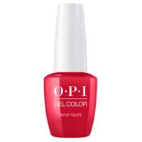 OPI GelColor Gel Nail Polish, Reds