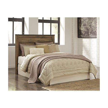 Signature Design by Ashley Trinell Brown Queen Panel Headboard ()