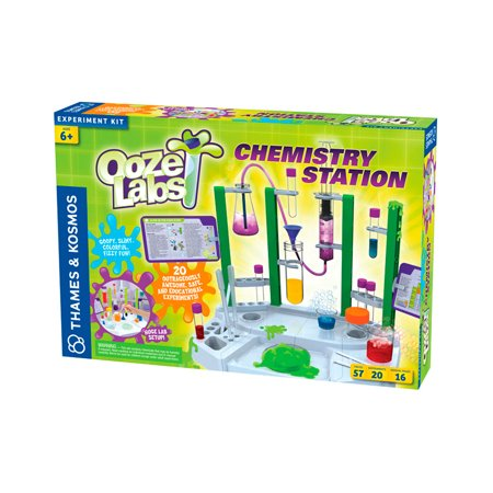Ooze Labs Chemistry Station - Chemistry Labs For Halloween