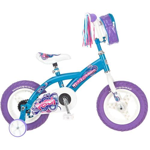 "12""Mongoose Perch Girls' Bike"