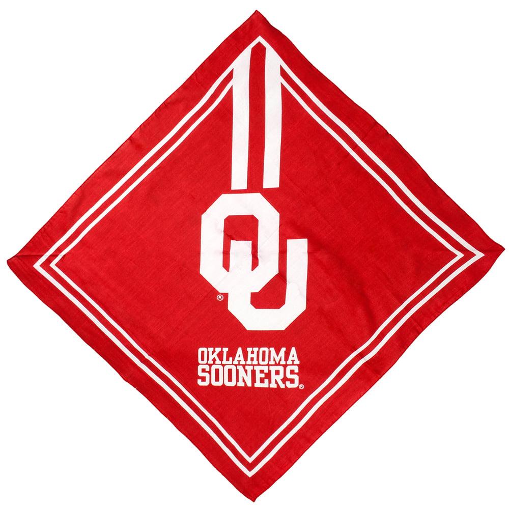 Oklahoma Sooners NCAA Full Color Fandana