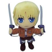 "Great Eastern Entertainment GEE-52561-C Attack On Titan Armin 8"" Plush"