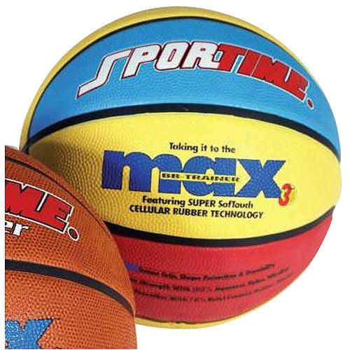 "SportimeMax 8.5"" Elementray RoundBall BB-Trainer Basketball"