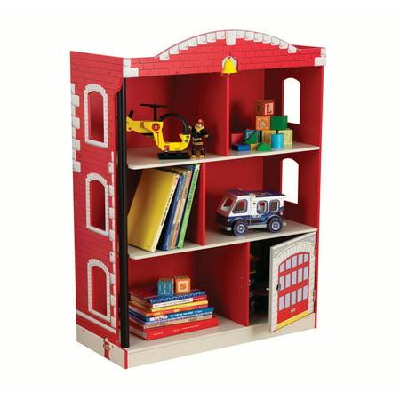 Kidkraft Fire Truck Toddler Bedroom Collection Value
