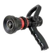 MOON AMERICAN 512P-10204 Adjustable Nozzle,1 In,Black,Ridgid,Alum