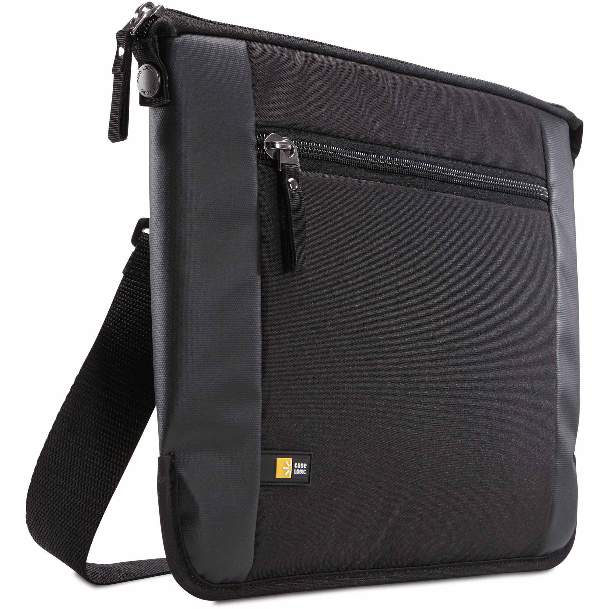 "Case Logic INT-111 Intrata Laptop Bag for 11.6"" Laptops, With Removable Carrying Strap"