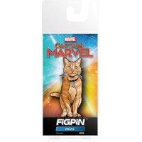 Figpin Mini - Captain Marvel Goose The Cat - Collectible Enamel Pin