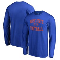 Boise State Broncos Fanatics Branded First Sprint Long Sleeve T-Shirt - Royal