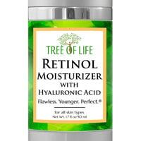 Retinol Cream Anti Wrinkle Moisturizer - Clinical Strength - Anti Aging Cream Retinol Moisturizer - Vegan, Cruelty Free, Made in the USA