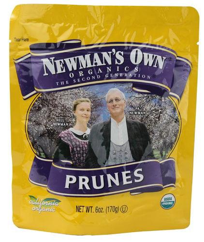 Newmans Own Organics Newmans Own Organics  Prunes, 6 oz