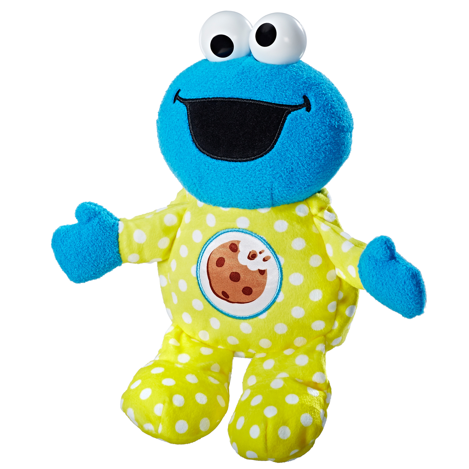 Playskool Friends Sesame Street Snuggle Me In Cookie Monster by Hasbro