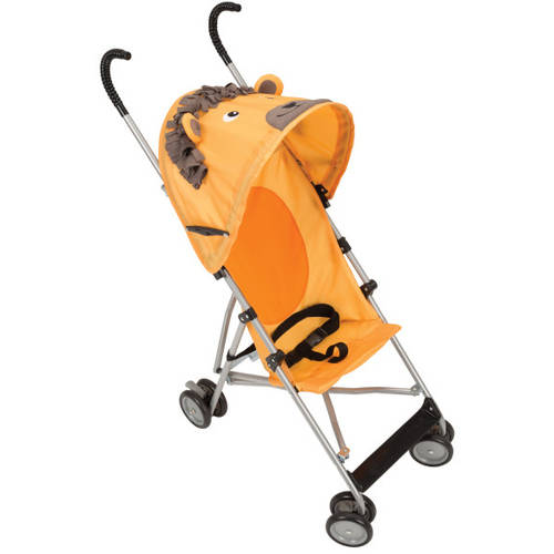 Cosco 3D Umbrella Stroller, Lion