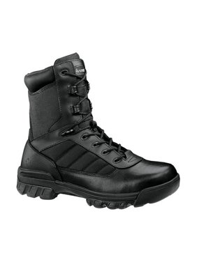 bates men's ultra-lites 8 inches tactical sport side zip work boot,black,8.5 m us