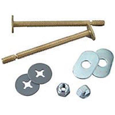 Plumb Shop Div Brasscraft 682-537 2-Pack Snap-Off Toilet Flange Bolts