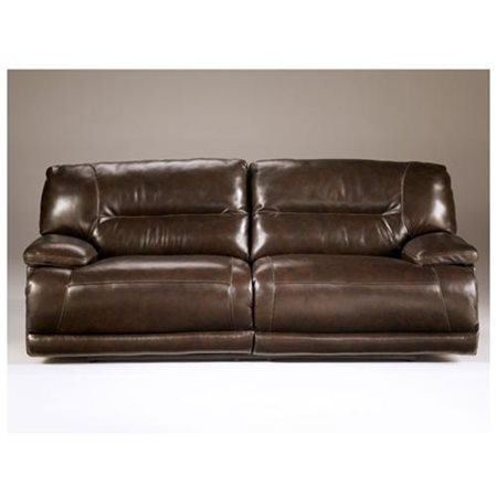 Chocolate 2 Seat Reclining Sofa Signature Design By Ashley
