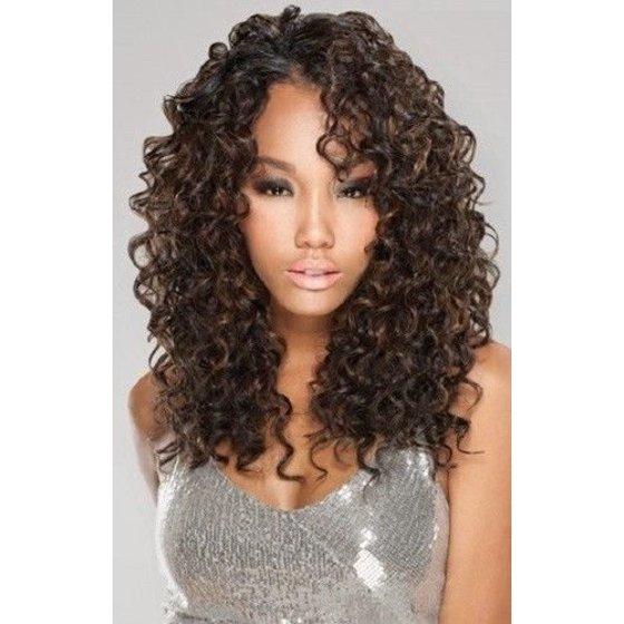 Q Dio Long 5pcs Milkyway Que Human Hair Mastermix Weave Extensions