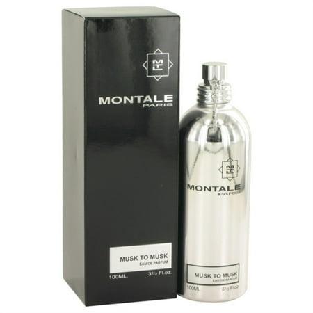 Montale Musk To Musk Perfume, 3.4 oz Eau De Parfum Spray (Unisex) - image 1 de 3
