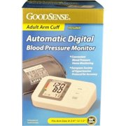 Good Sense Automatic Digital Blood Pressure Monitor, Case of 12
