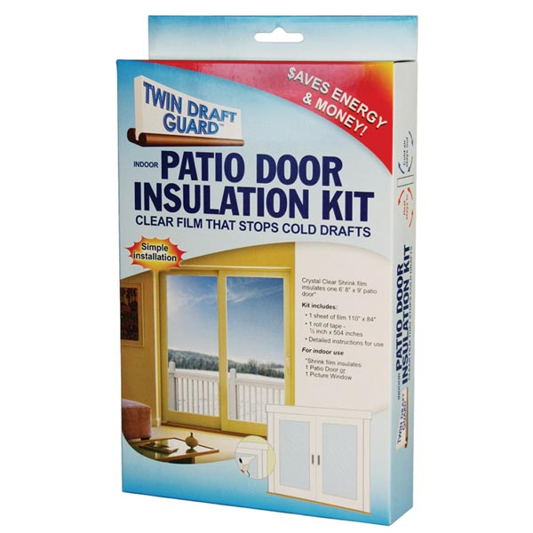 sc 1 st  Walmart & Patio Door Insulation Kit - Walmart.com