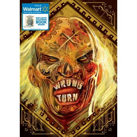 Wrong Turn (Walmart Exclusive) (DVD)