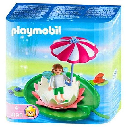 Magic Castle Water Lily Set Playmobil 4198