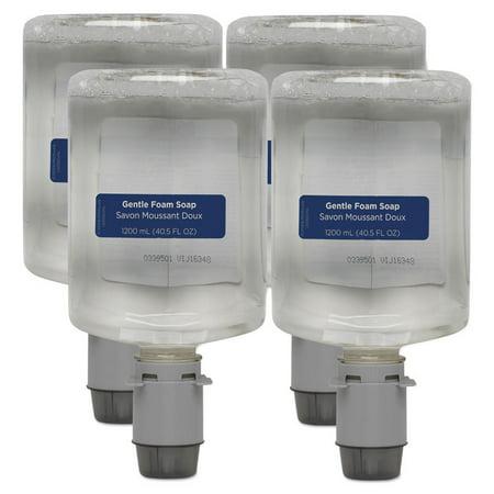 Stoko Vario Ultra Dispenser - Pacific Blue Ultra Soap/sanitizer Manual Dispenser Refill, 1200 Ml Bottle,4/ctn
