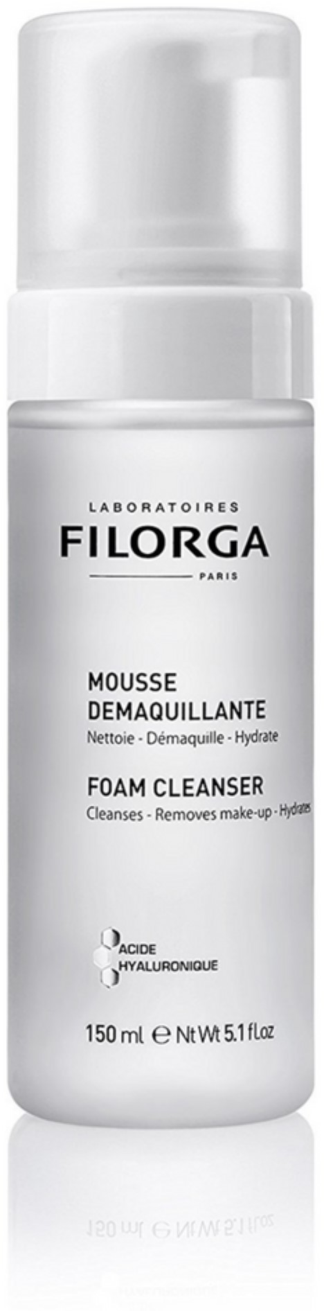 2 Pack - Laboratoires Filorga  Paris 3-in-1 Foam Cleanser 5 oz Kiss Ruby Kisses Bb Cream Rich Beige 1.18 Ounce (35ml) (3 Pack)