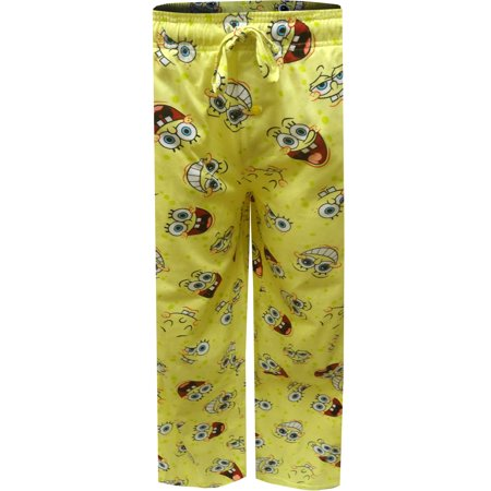 Nickelodeon SpongeBob Happy Faces Tall Lounge Pants](Spongebob Robe)