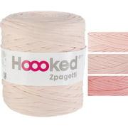 Hoooked Zpagetti Yarn-Ballet Peach