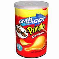 Pringles The Original Potato Crisps, 2.36 OZ