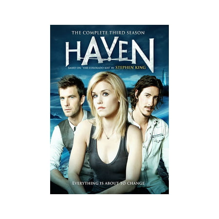 Haven: The Complete Third Season (DVD) (Has The Tv Show Haven Been Cancelled)