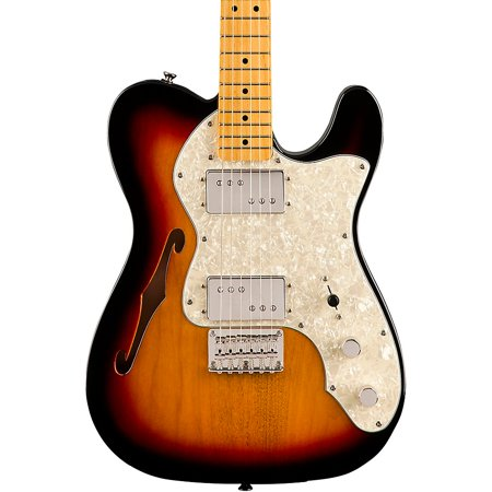 Squier Classic Vibe '70s Telecaster Thinline Maple Fingerboard Electric