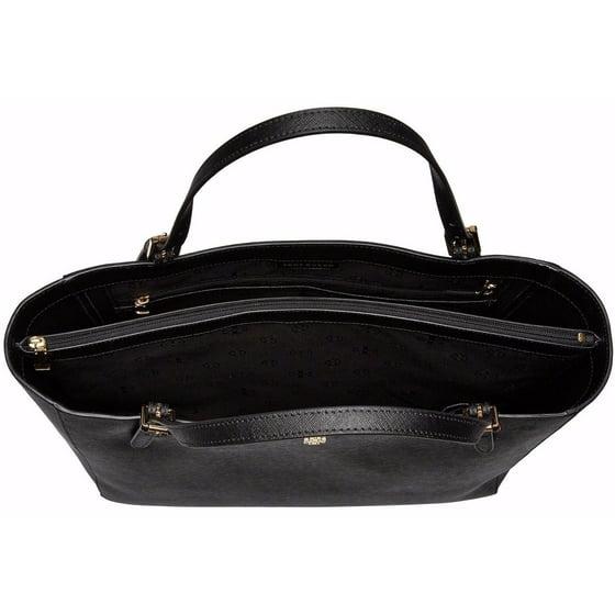 740f217fcfde NEW TORY BURCH LEATHER YORK SMALL BUCKLE TOTE LUGGAGE BLACK HANDBAG  SHOULDER BAGTory Burch190041548941All Handbags come BRAND NEW with Original  Tags!
