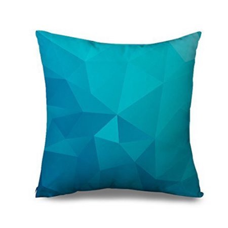 Fantastic Throw Pillows Ikat Pillow Covers 18 X 18 Geometric Cushion Cover Decorative Home Decor Pillow Case For Couch Blue Gorgeous Parrent By Tayyakoushi Ibusinesslaw Wood Chair Design Ideas Ibusinesslaworg