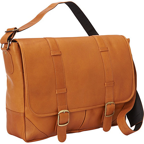 David King & Co. Double Strap Laptop Messenger
