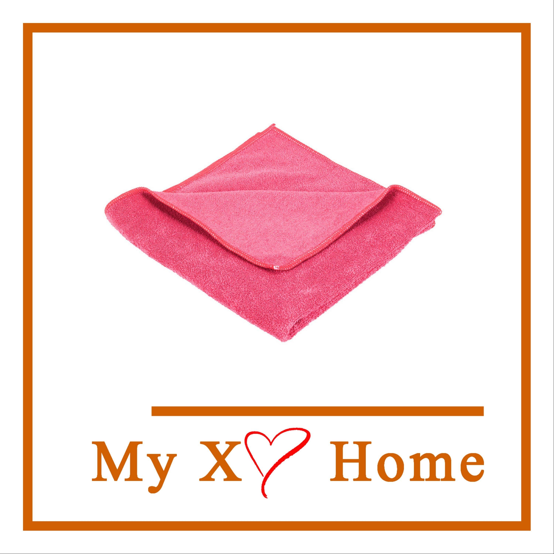 12 x 12 Purple Microfiber Towel by MyXOHome