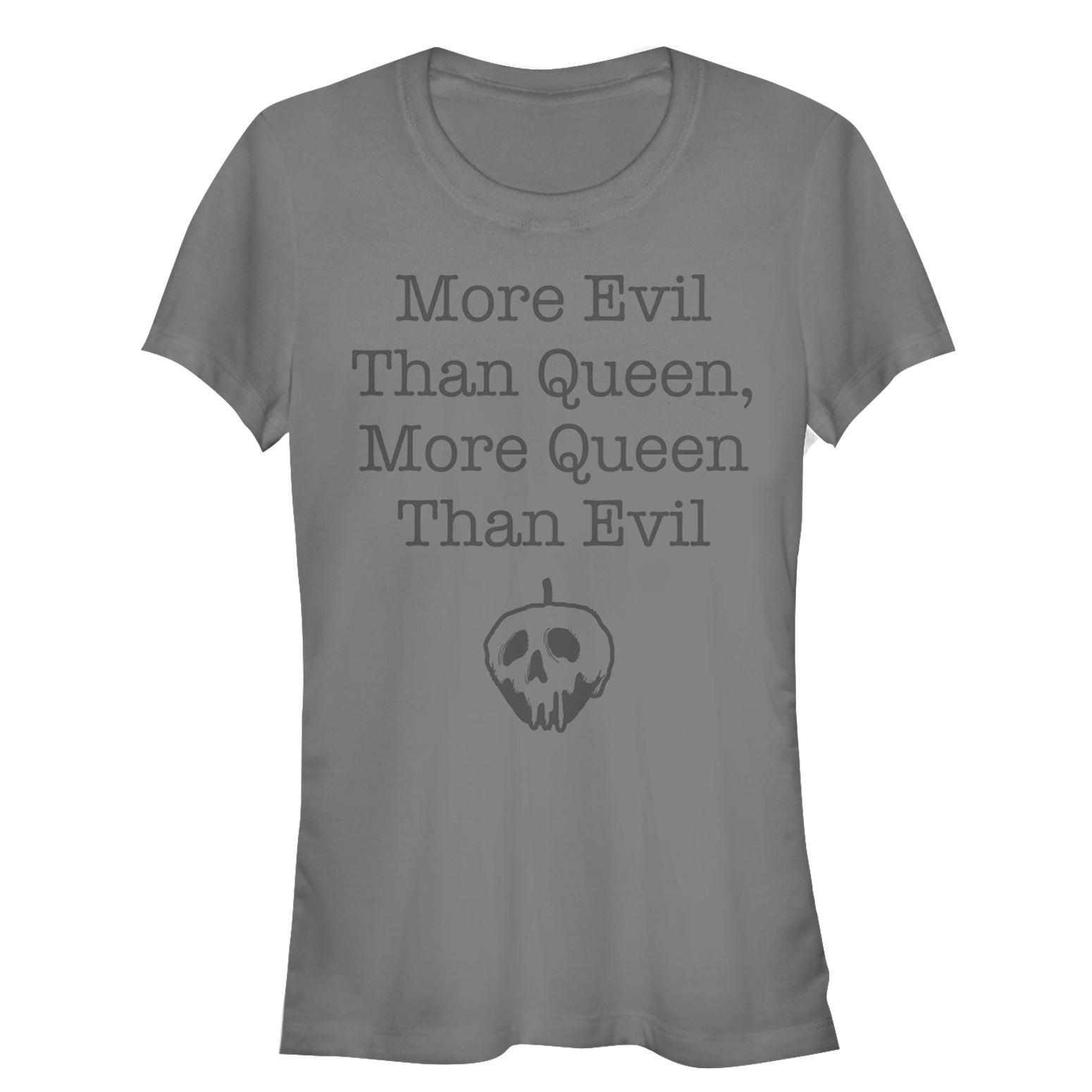 Snow White and the Seven Dwarves Juniors' More Queen T-Shirt