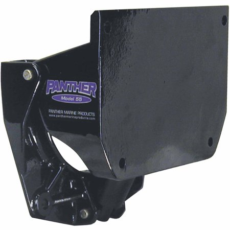 Panther Model 55 Trim and Tilt Motor Bracket for Outboards 15 to 55 HP, up to 250 (Panther Tilt And Trim Model 55 Actuator)